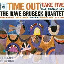 View album Time Out (50th Anniversary Legacy Edition)
