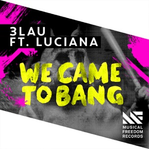 We Came To Bang feat. Luciana - Single Mp3 Download