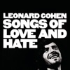Songs of Love and Hate, Leonard Cohen