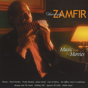 Gheorghe Zamfir - Music From the Movies
