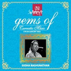 Era Naapai Varnam - Todi - Adi (Live)