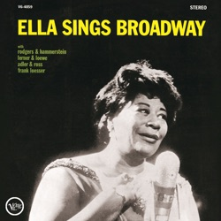 View album Ella Sings Broadway