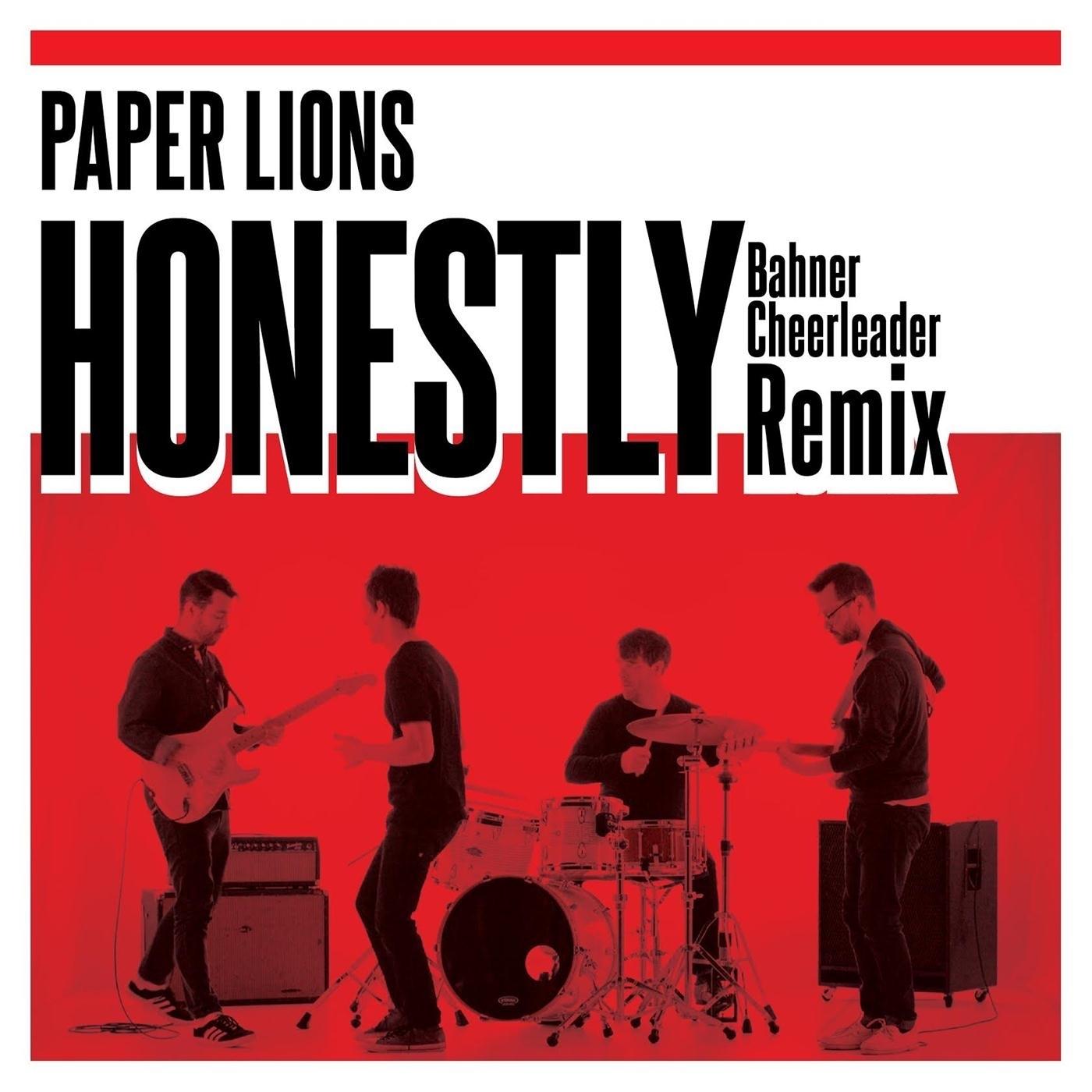 Honestly (Bahner Cheerleader Remix) - Single