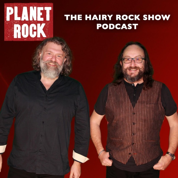 The Hairy Rock Show Podcast