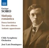 Chile Symphony Orchestra, José Luis Domínguez - Danza Fantástica: Danza fantástica