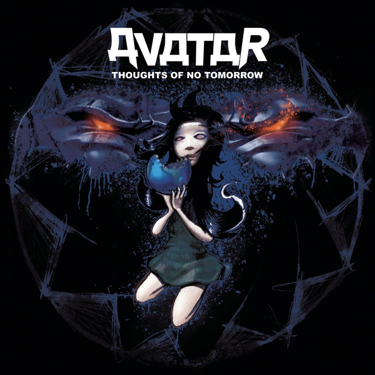 Thoughts of No Tomorrow Avatar CD cover