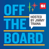 Podcast cover art for Off The Board with Jimmy Traina