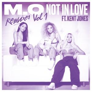 Not In Love (feat. Kent Jones) [Remixes, Vol. 1] - Single Mp3 Download