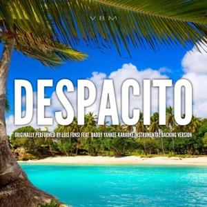 Vbm - Despacito (Originally Performed by Luis Fonsi feat. Daddy Yankee) [Karaoke Instrumental Version]