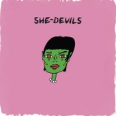 She-Devils - The World Laughs