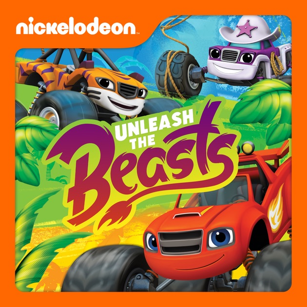 Blaze and the monster machines unleash the beasts on itunes for Blaze episodi