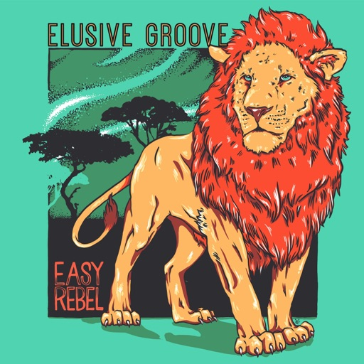 Art for Easy Rebel by Elusive Groove