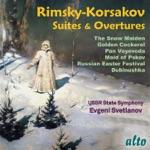 USSR Symphony Orchestra & Evgeny Svetlanov - Russian Easter Festival Overture