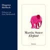 Martin Suter - Elefant artwork