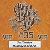 Fox Box: 3 Nights Live at Fox Theatre in Atlanta, GA (September 24, 2004), The Allman Brothers Band