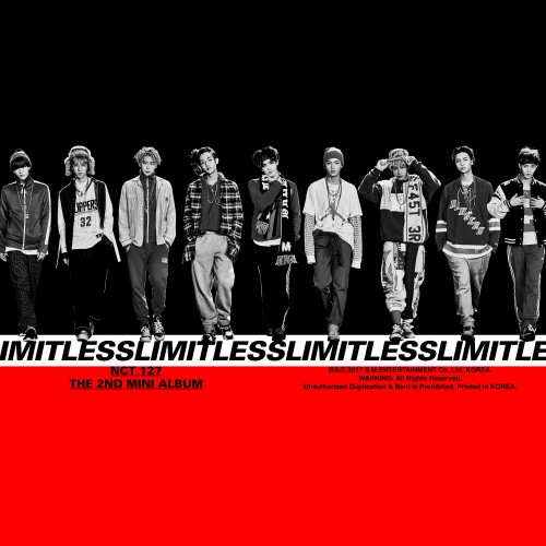 NCT 127 - NCT#127 LIMITLESS - The 2nd Mini Album - EP