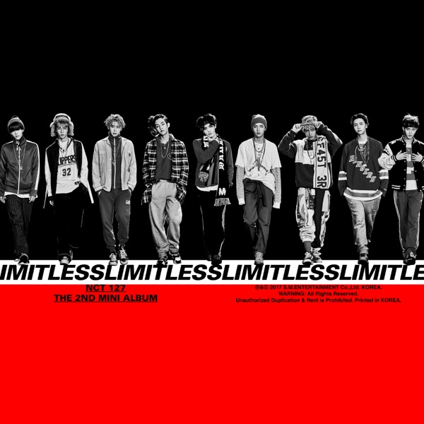 NCT#127 LIMITLESS - The 2nd Mini Album - EP
