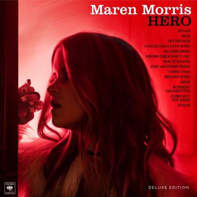 Hero (Deluxe Edition) - Maren Morris album
