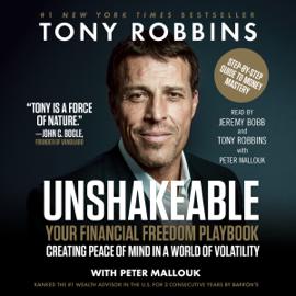 Unshakeable: Your Financial Freedom Playbook (Unabridged) audiobook