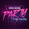 Chris Brown - Party (feat. Gucci Mane & Usher) artwork