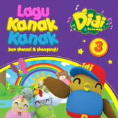 Lagu Kanak-Kanak, Vol. 3 (Jom Menari & Menyanyi!)