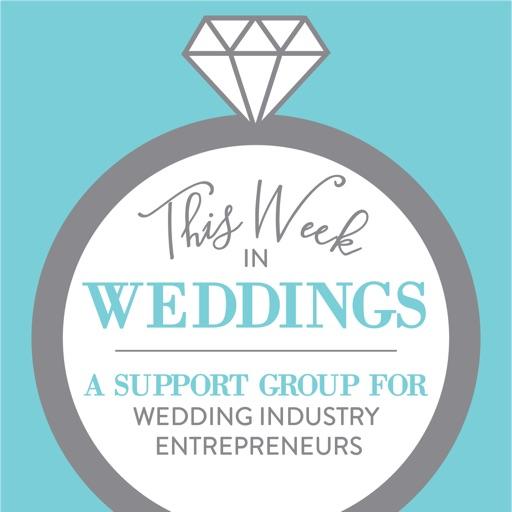 Cover image of This Week in Weddings