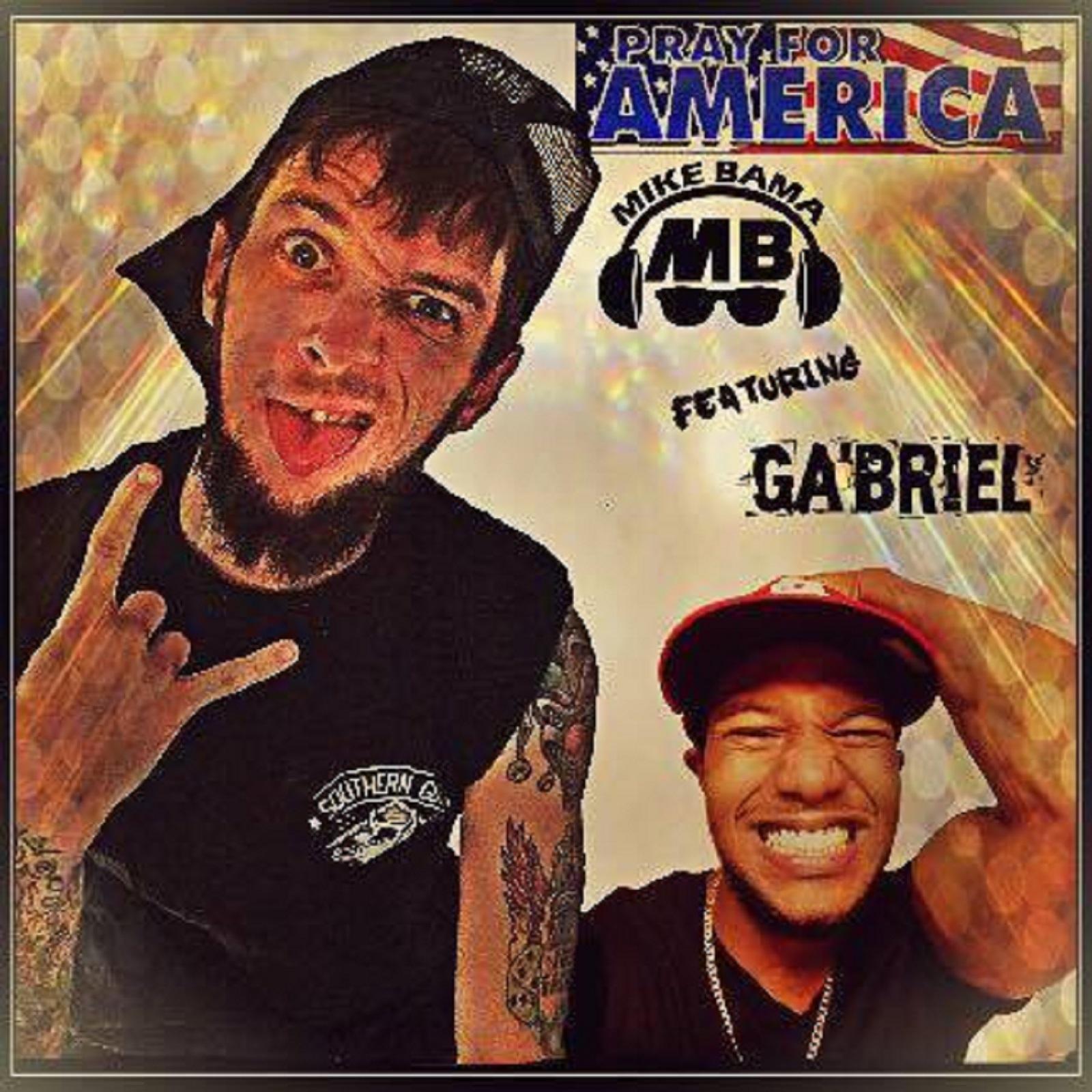 Pray for America (feat. Ga'briel) - Single