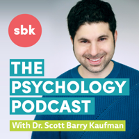 The Psychology Podcast podcast
