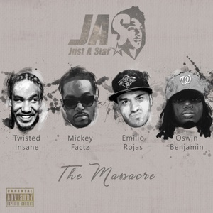 The Massacre (feat. Twisted Insane, Mickey Factz, Emilio Rojas & Oswin Benjamin) - Single Mp3 Download