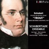 Karl Engel, Mark Lubotsky & Naofumi Nishida - Schubert: Trout Quintet and Piano Quartet