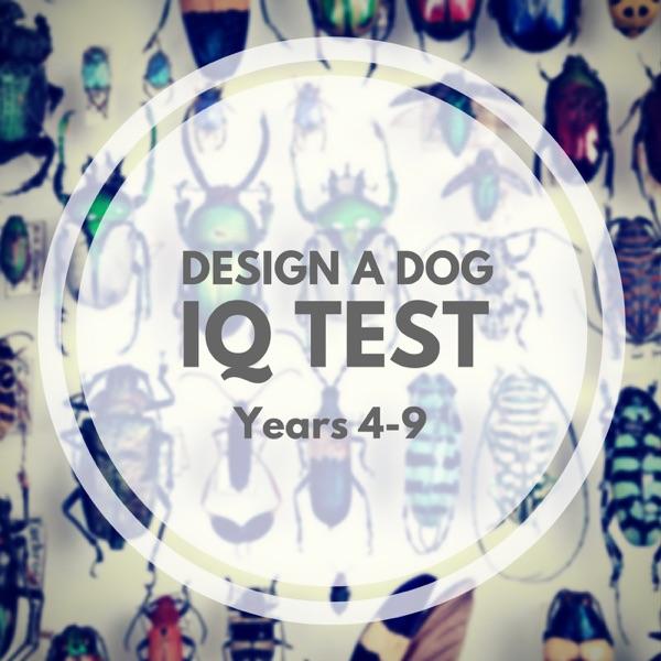 Design a Dog IQ Test