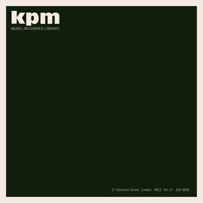 Kpm 1000 Series: Piano Cocktail - Marian McPartland