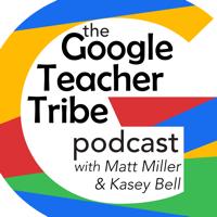 Podcast cover art for Google Teacher Tribe Podcast