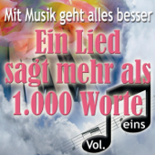 Mit Musik geht alles besser - Ein Lied sagt mehr als 1.000 Worte, Vol. 1