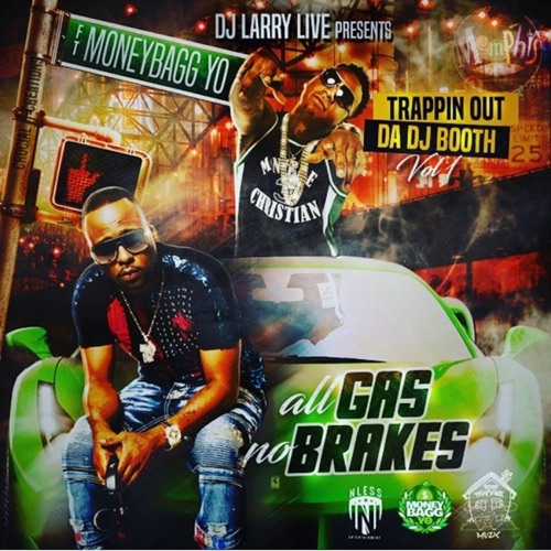 Moneybagg Yo - All Gas No Brakes