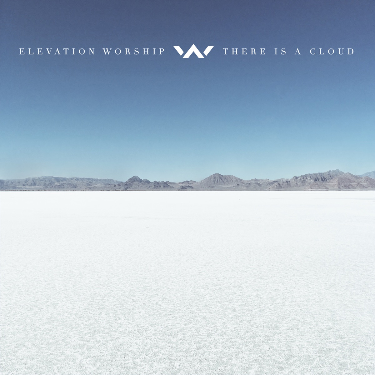 There Is a Cloud Live Elevation Worship CD cover