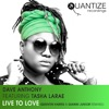 Cover Live To Love  (Quentin Harris Re Production)