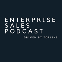 Podcast cover art for Enterprise Sales Podcast