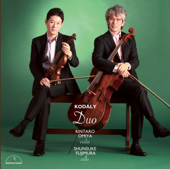 Duo for Violin and Cello, Op. 7: I. Allegro serioso, non troppo