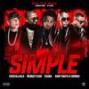 Simple feat Cosculluela Nengo Flow Baby Rasta y Gringo Single