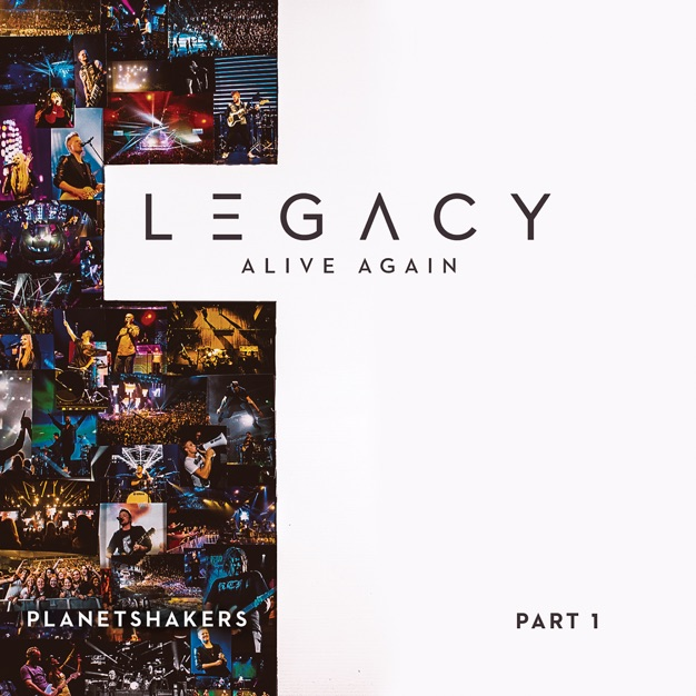 Legacy - Part 1: Alive Again - EP