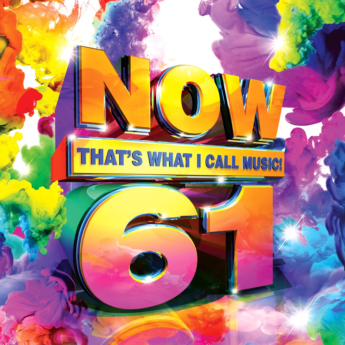 Now Thats What I Call Music Vol 61 Various Artists CD cover