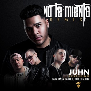No Te Miento (Remix) [feat. Baby Rasta, Darkiel, Darell & Jory Boy] - Single Mp3 Download