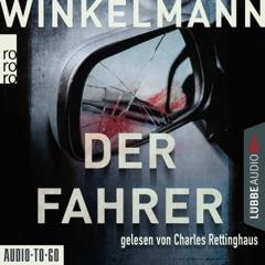 Der Fahrer - Kerner und Oswald, Band 3 (Gekürzt)