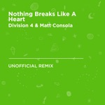 Nothing Breaks Like a Heart (Mark Ronson) [Division 4 & Matt Consola Unofficial Remix] - Single