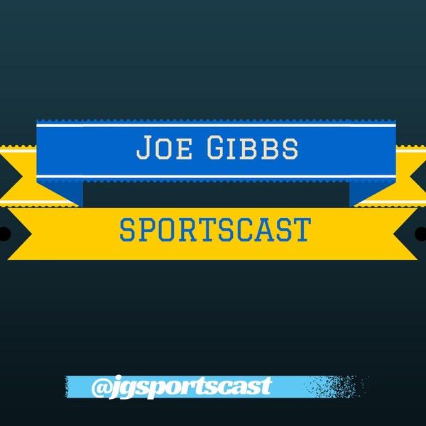 Joe Gibbs Sportscast