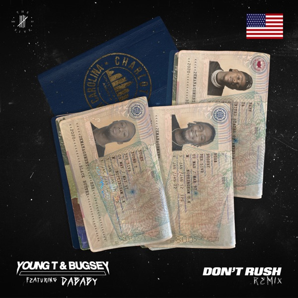 Don't Rush (feat. DaBaby) - Single