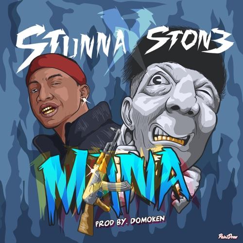 St0n3 - Mana (feat. Stunna 4 Vegas) - Single