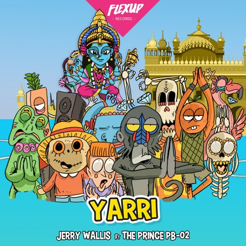Jerry Wallis Feat. The Prince PB-02 - Yarri (Original Mix) Image