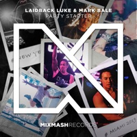 Party Starter - LAIDBACK LUKE - MARK BALE
